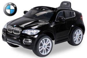 Elektroauto BMW X6 Lizenziert